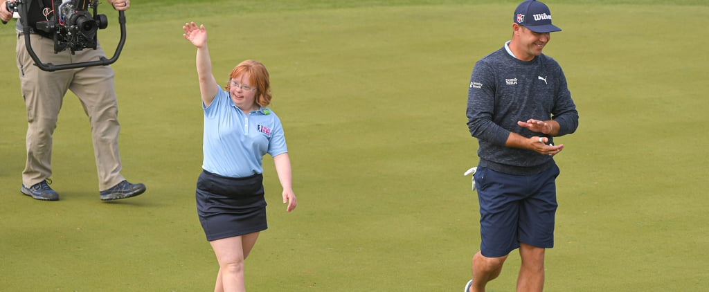 Amy Bockerstette 1st Down Syndrome Golfer NCAA Championship