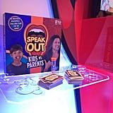 Speak Out Kids Vs Parents Board Game