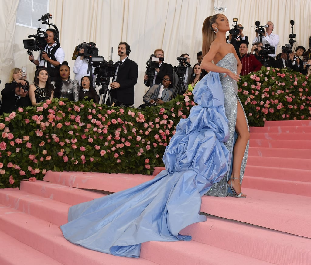 Candice Swanepoel at the 2019 Met Gala