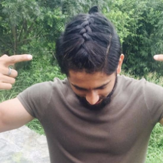 Man Braid statt Man Bun