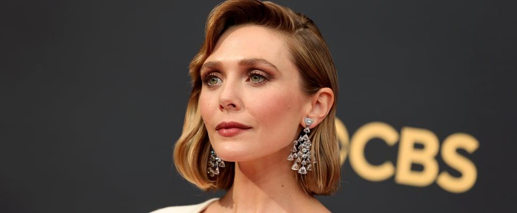 Elizabeth Olsen Debuted a Bob Haircut at 2021 Emmys