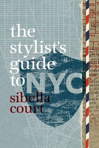 The Stylist's Guide to NYC by Sibella Court  Sibella Court is one busy interiors stylist. Between regular contributing gigs at magazines like Vogue Living and Harper's Bazaar, concept consulting for Anthroplogie, and running her own hardware and haberdashery store in her native Australia, she's also found time to share her favorite NYC gems in this richly photographed tome. From hole-in-the-wall sources for vintage textiles, to the best merchants for flowers and scents, to the cutest neighborhood cafes, Court's guide offers an indispensible insider's eye to over 277 unique NYC spots. This is the kind of travel book that even locals will covet.  The Book Depository, $28
