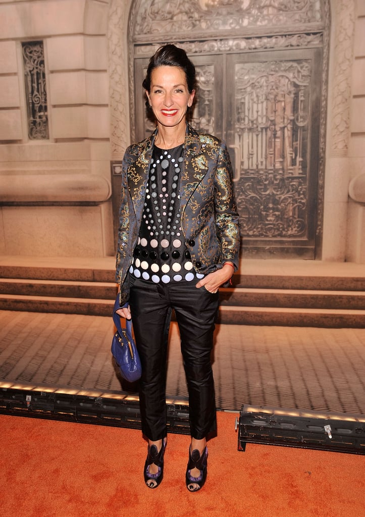 Cynthia Rowley hits us with spunky edge — interesting but always chic.