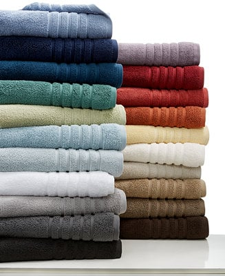 Hotel Collection's Ultimate MicroCotton Bath Towels