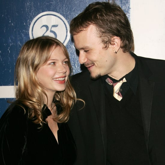 Michelle Williams Quotes About Heath Ledger January 2017