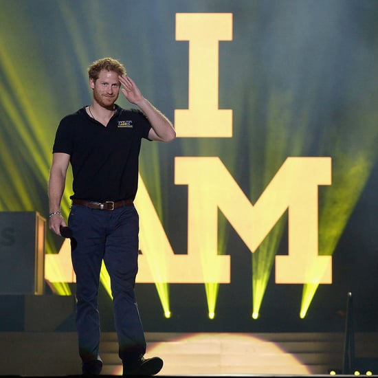 Prince Harry Announces Invictus Games in The Hague 2020
