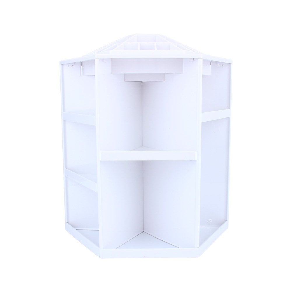 This makeup organiser is straight out of Cher's awesome ensuit in Clueless. Yosoo 360 Degree Rotating Assembly Hanger Style Large Capacity Cosmetics Organiser Makeup Display Spinning Rack Cosmetic Storage Box ($50.74)