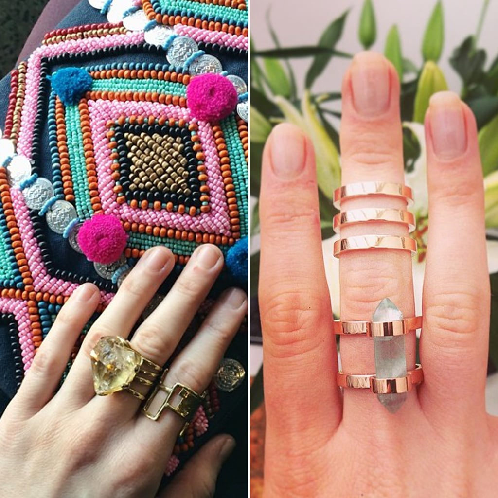Crystal Jewellery From Sportsgirl, Amber Sceats and More