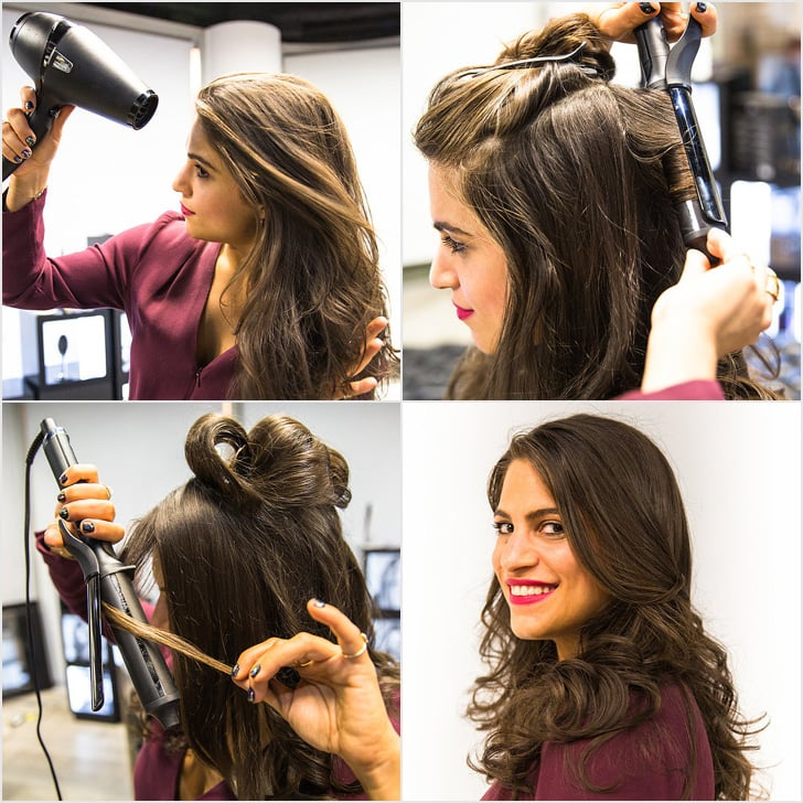 Bombshell Waves How-To