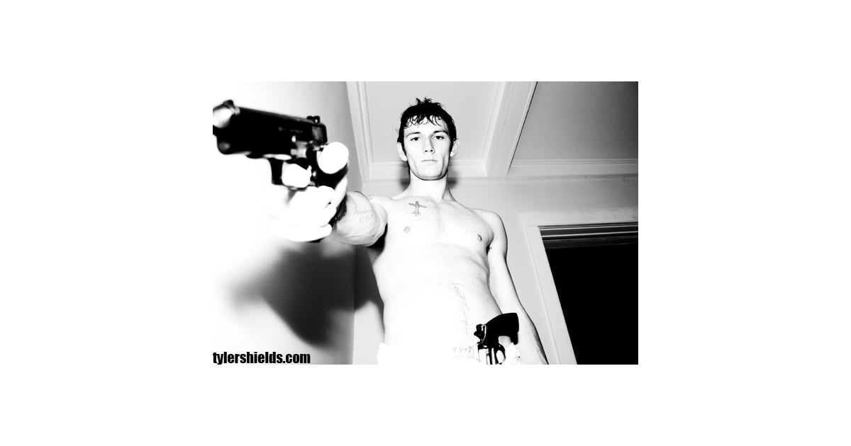 Alex Pettyfer Photoshoot Tyler Shields
