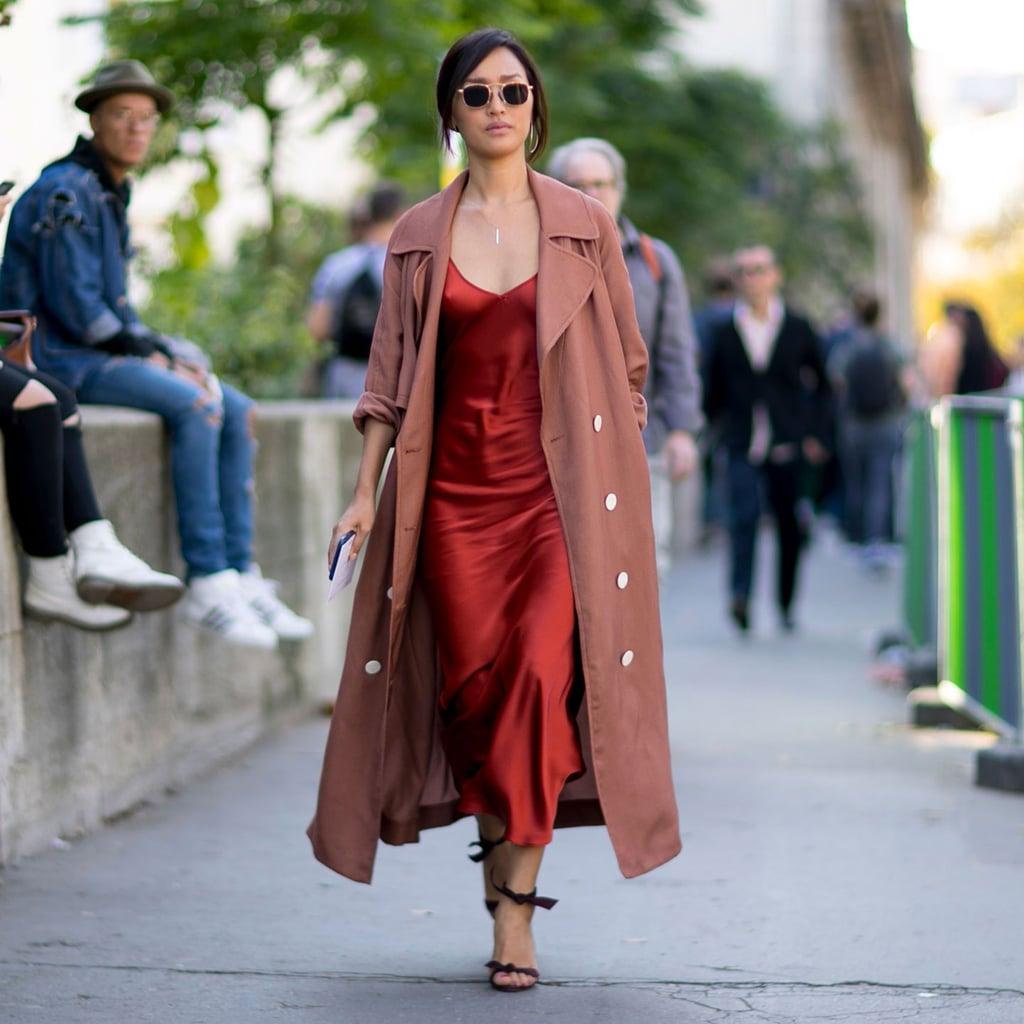Paris Fashion Week Street Style Spring 2017 Popsugar Fashion