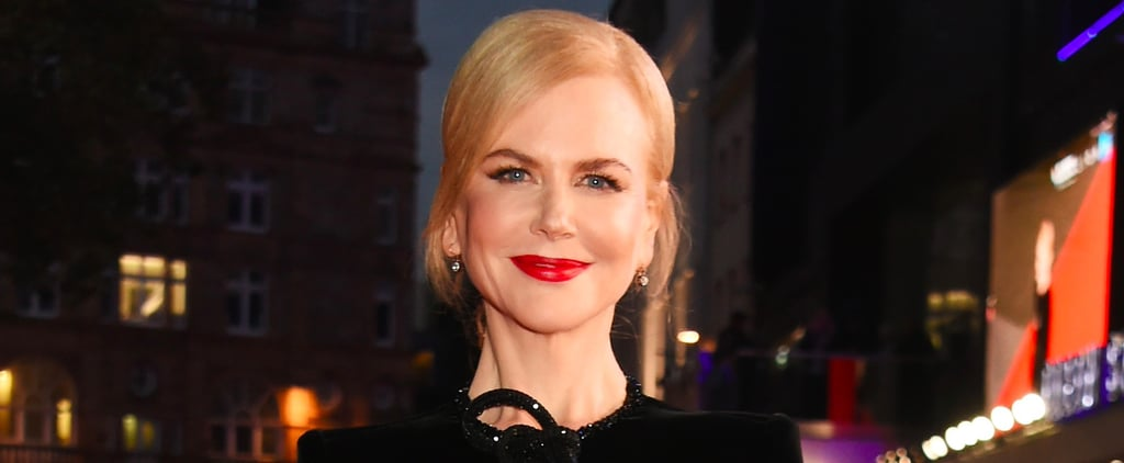 Nicole Kidman Simply Glows During a Gorgeous Outing in London