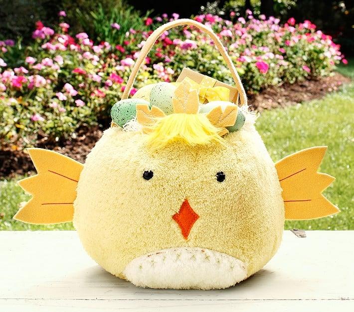 Puffy Chick Treat Bag