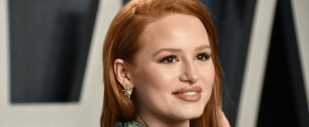 See Madelaine Petsch's New Blond Hair Color