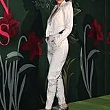 Barbara Palvin at The Green Carpet Fashion Awards 2019