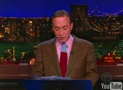 David Sedaris on Peeing in Your Pants in Public