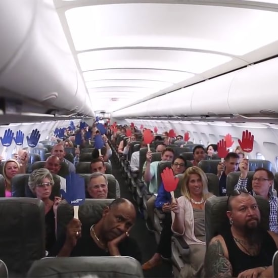 "JetBlue Airways ""Reach Across the Aisle"" Video"