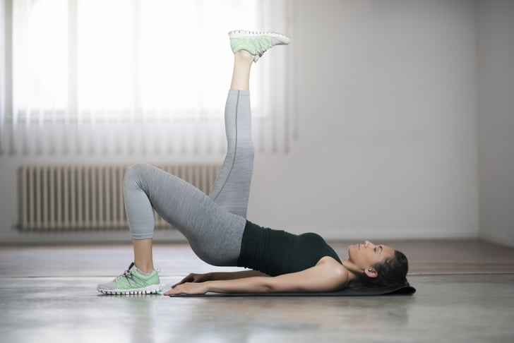 At Home Workout For Women Bodyweight Popsugar Fitness