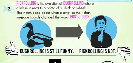 The Evolution of the Rick Roll