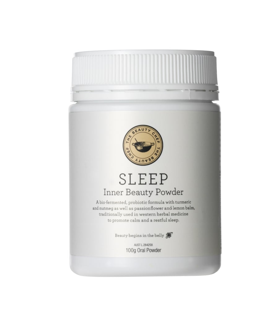 new beauty products on popsugar beauty the beauty chef sleep inner beauty powder 49 95