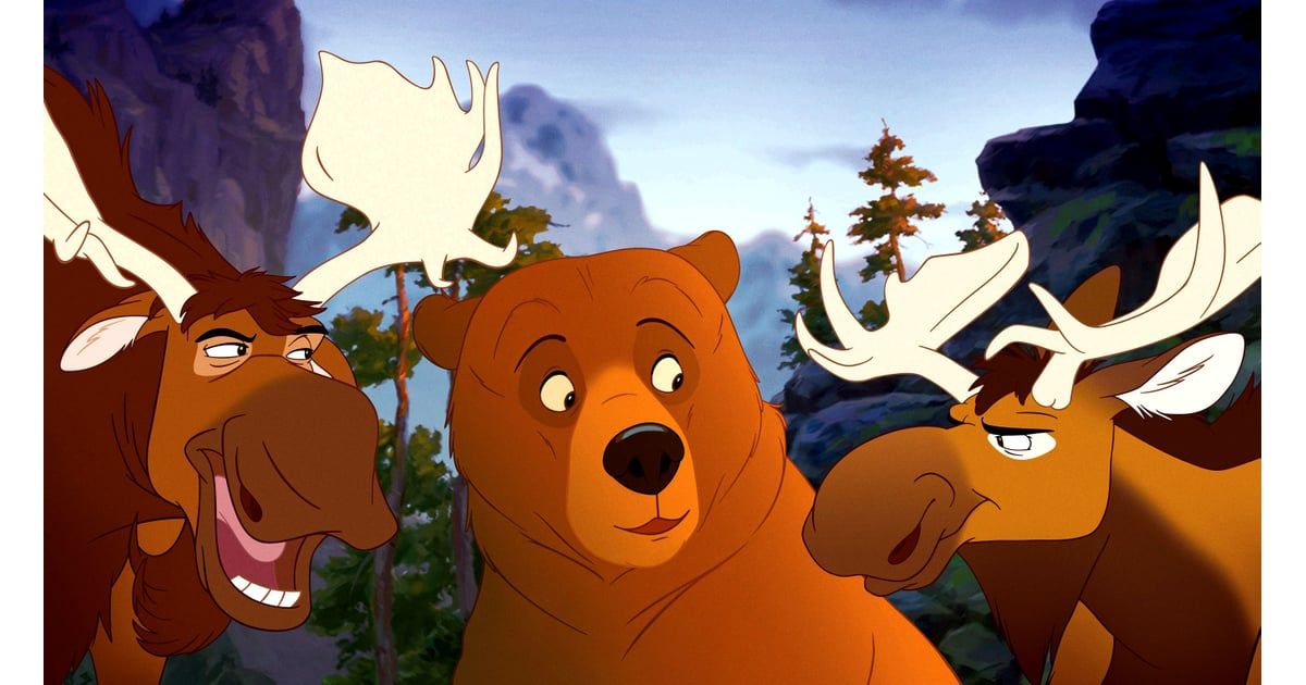 Brother Bear 2003 17 Underrated Disney Movies You Can Watch On Disney Popsugar Entertainment Uk Photo 5