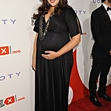 Lady Antebellum singer Hillary Scott gave birth to her first child, daughter Eisele, on July 22. She is married to musician Chris Tyrrell.