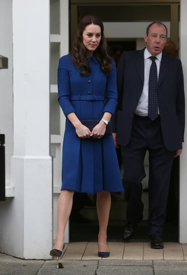 Kate Middleton Stepped Out For a Visit to the Anna Freud National Centre