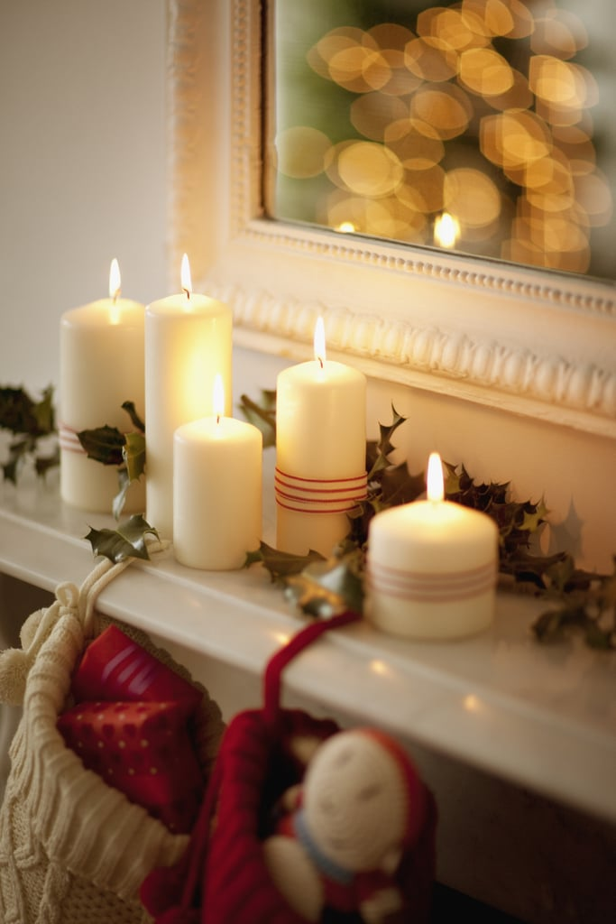 Christmas-Scented Candles