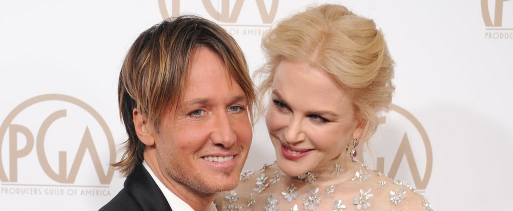 Nicole Kidman and Keith Urban Show Off Their Decade-Long Romance on the Red Carpet