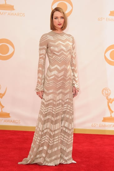 Actress-Kristen-Connolly-donned-glamorous-gown-Emmys