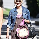 In September 2012, Sarah Michelle Gellar had her second child, Rock James, with husband Freddie Prinze Jr.
