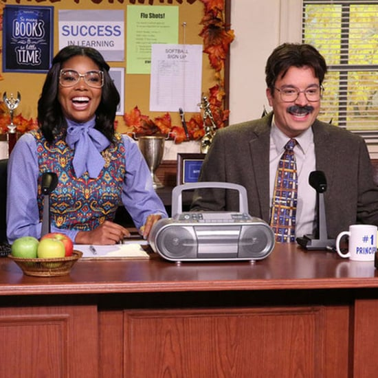 Gabrielle Union and Jimmy Fallon's Morning Announcements
