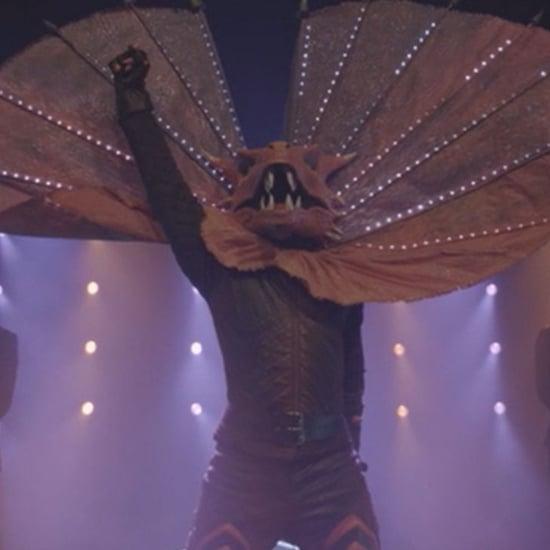 Who is Frillneck on The Masked Singer Australia