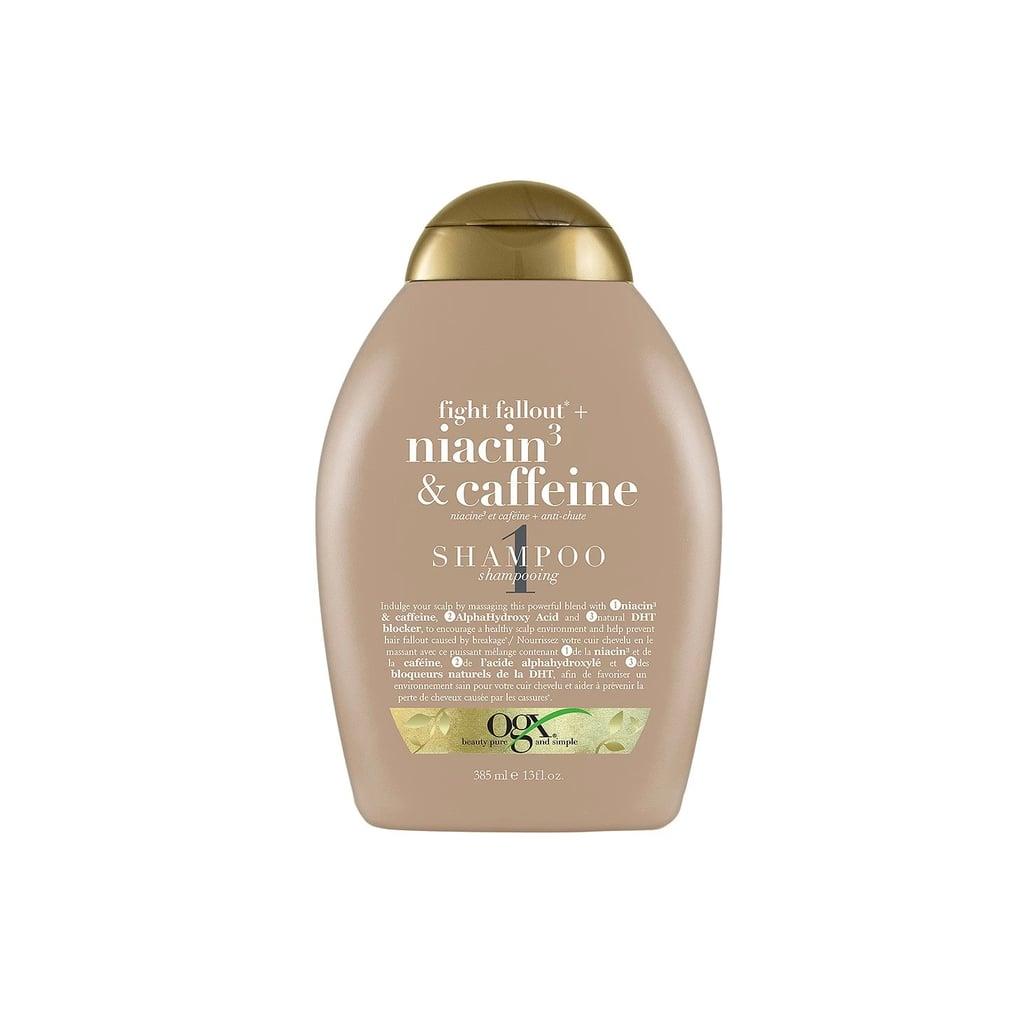 OGX Anti-Hair Fallout Niacin3 + Caffeine Shampoo