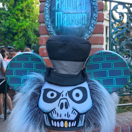 Disney Haunted Mansion Hatbox Ghost Mouse Ears