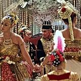 Gusti Kanjeng Ratu Bendara and Kanjeng Pangeran Haryo