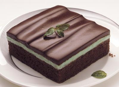 Mint + Chocolate = Divine Dessert