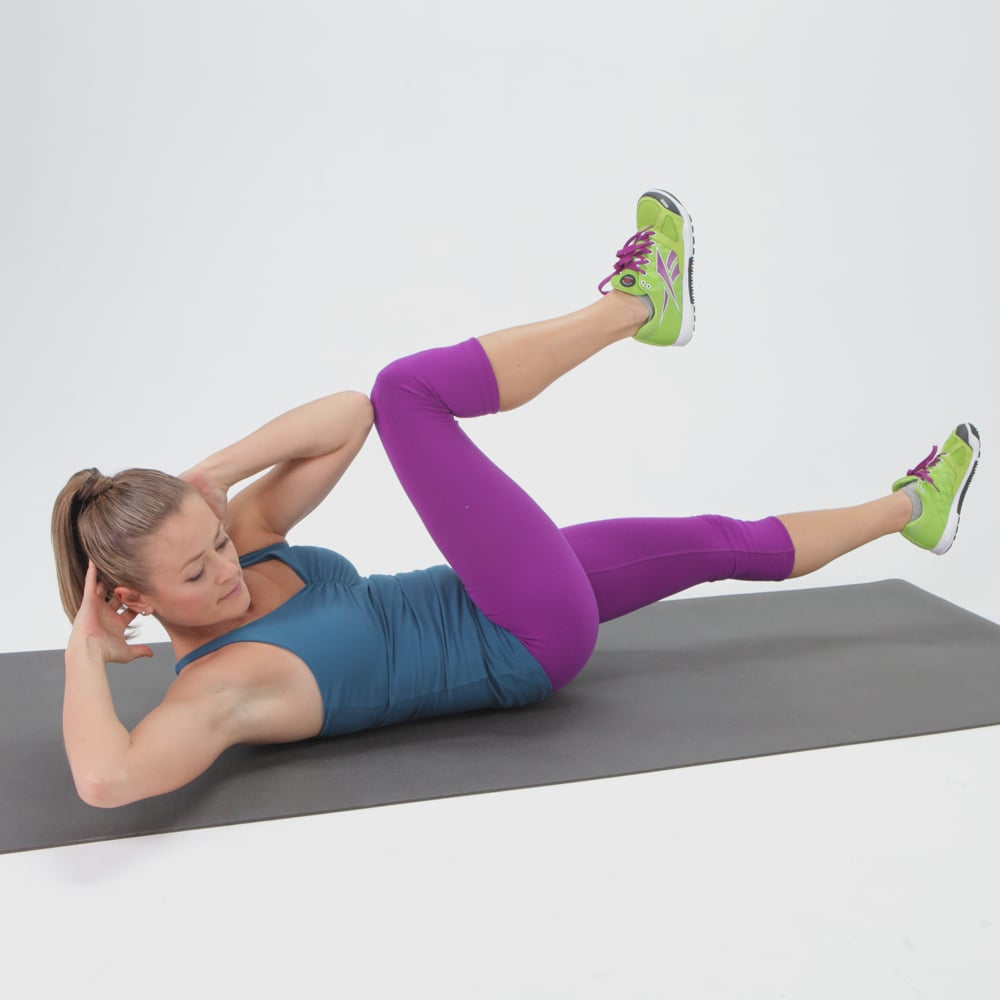 Five Minute Ab Workout
