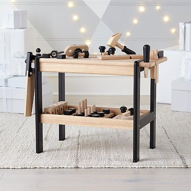 Crate&Kids Wooden Work Bench