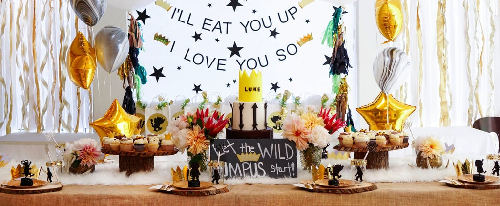 Where the Wild Things Are Birthday Party