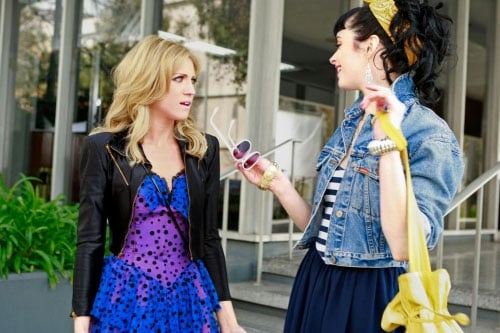 "Photos From Gossip Girl's Lily Spinoff Episode ""Valley Girls"" With Brittany Snow, Krysten Ritter"