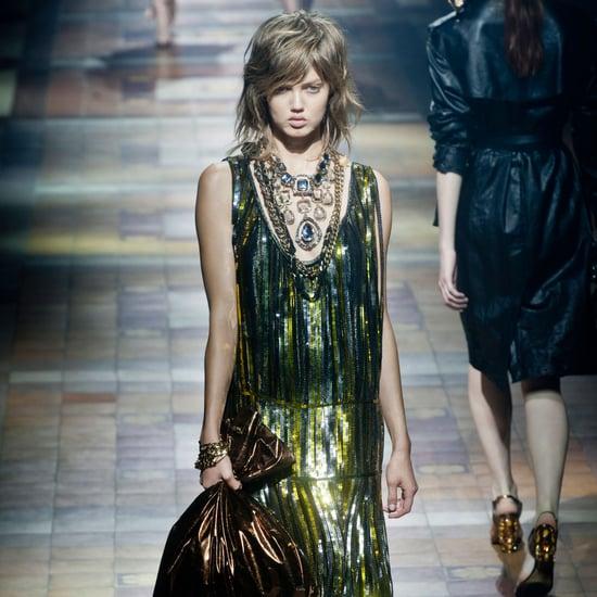 Lanvin Spring 2014 Runway Show   Paris Fashion Week