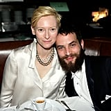 Tilda Swinton and Sandro Kopp Pictures