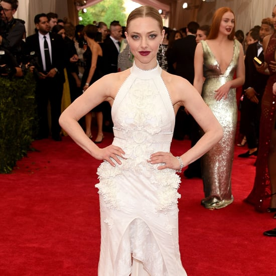 Amanda Seyfried's Wedding Dress