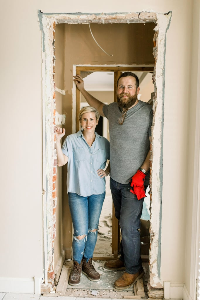 The Couple Had Almost No Experience in Home Renovation Before Starting Home Town