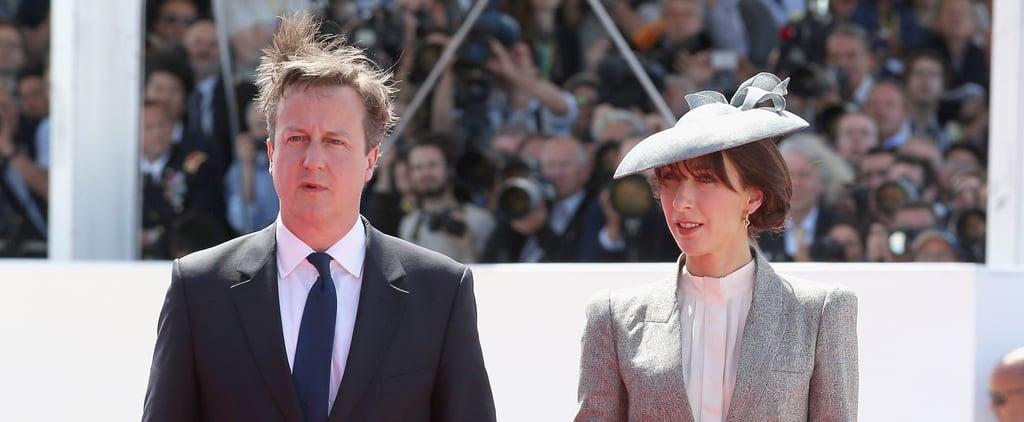 Samantha Cameron May Not Be British Royalty, but She Sure Dresses Like It