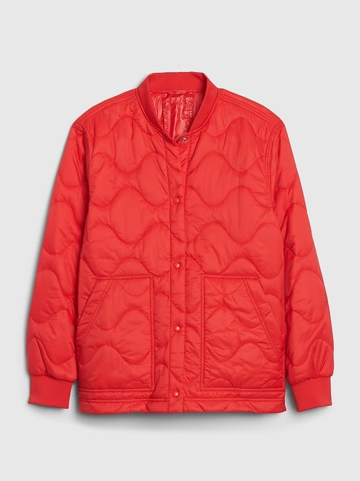 Gap Upcycled Quilted Puffer Jacket