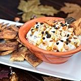 Pumpkin Pie Dip With Cinnamon Chips
