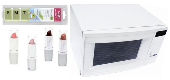 DIY Pillbox Lipstick Palette