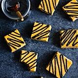 Vegan Pumpkin Pie Bites With Black Sesame